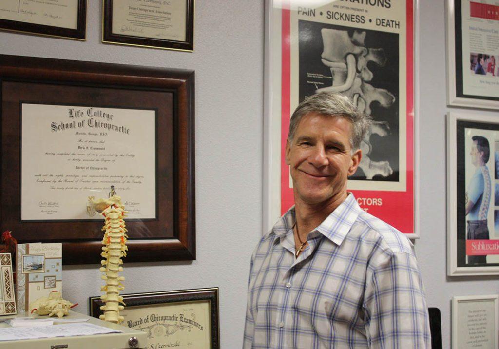 Dr. Drew Czerminiski Chiropractor